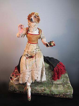 "Connie Smith, Doll Maker - ""Fuana"""