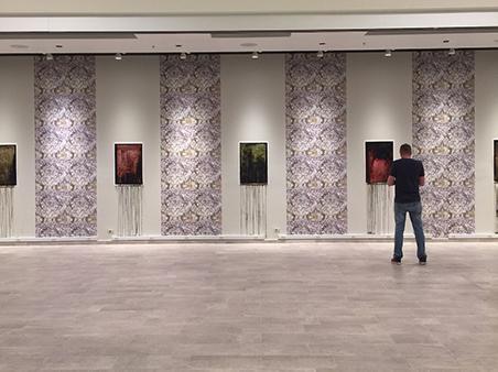Erik Beehn: 3 art displays