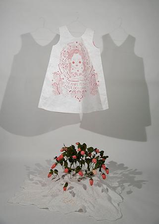 Monica Stewart: child's dress
