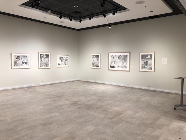 Gallery View, Marilyn Murphy