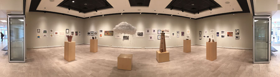 Vol State Art Gallery - Panorama