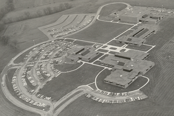 Picture of Vol State in the 1970's