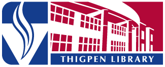 Thigpen Library Logo