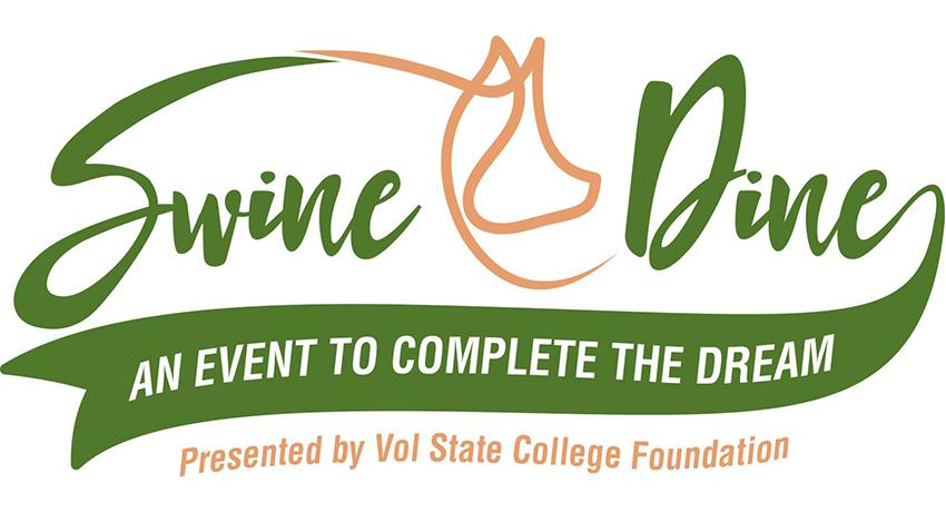 Swine and Dine event logo