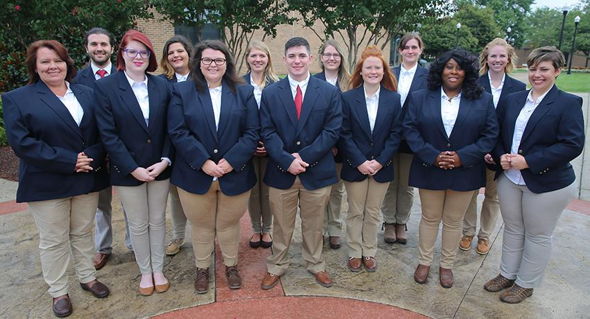The Vol State President's Ambassadors for 2018-2019
