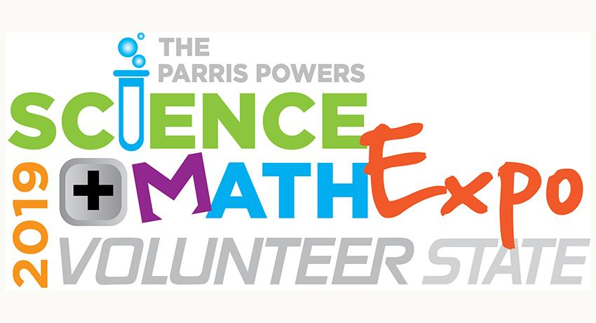 Vol State Science and Math Expo logo