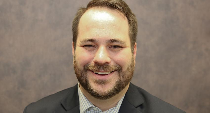 Kyle Barron has been named assistant vice president for Student Services at Volunteer State Community College.