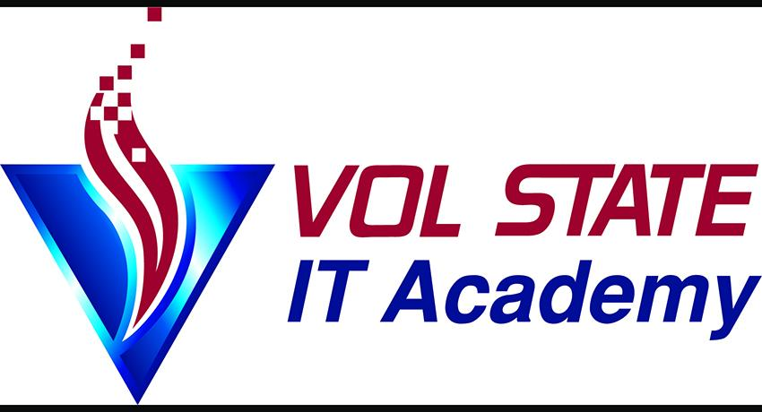 Vol State IT Academy Logo