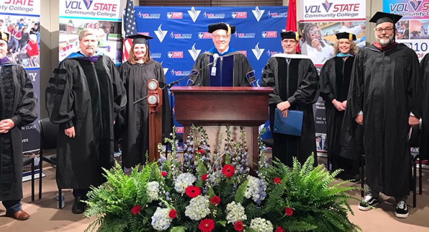 Vol State graduation spring 2020
